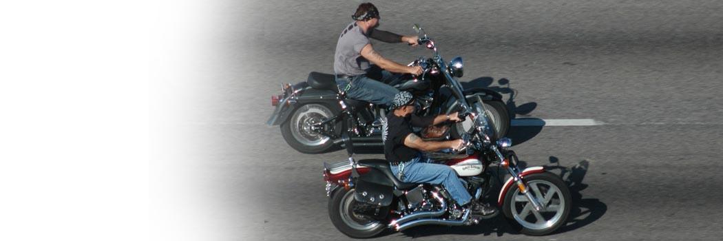 Une vidéo sur le plaisir d'être motard