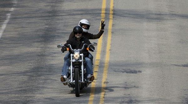 Nous contacter pour votre permis moto